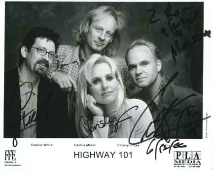 highway 101 (country music group)