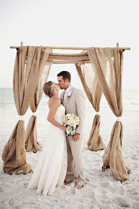 burlap draping wedding best 25 burlap wedding arch ideas on pinterest rustic