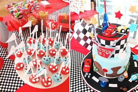 Cars Birthday Decorations by Disney Cars Birthday Ideas Photo 1 Of 9 Catch