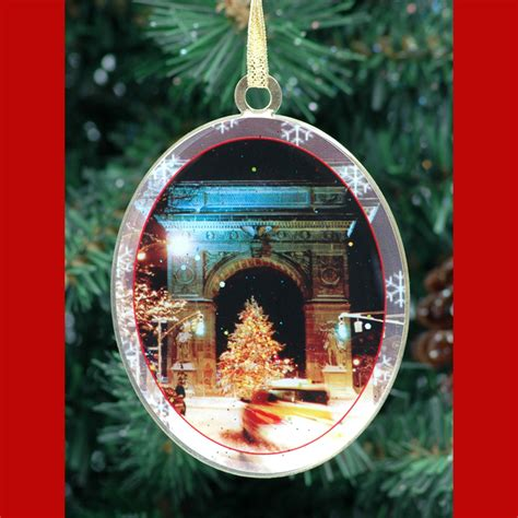 new york christmas trees christmas ornaments gift set