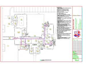 autocad plumbing drafting sles