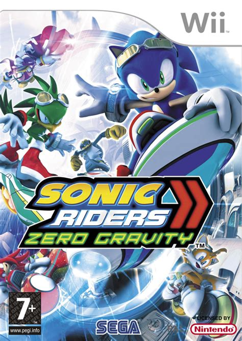 fortnite zero gravity pictures of sonic riders zero gravity 11 49
