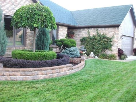 Landscape Design Bay Window Landscaping Ideas Front Yard Bay Window Home Dignity