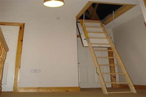 pin attic pull down stairs on pinterest
