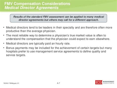 medical director contract template gallery templates