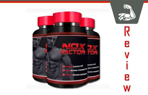 x factor supplement reviews nox factor review nitric oxide testosterone booster