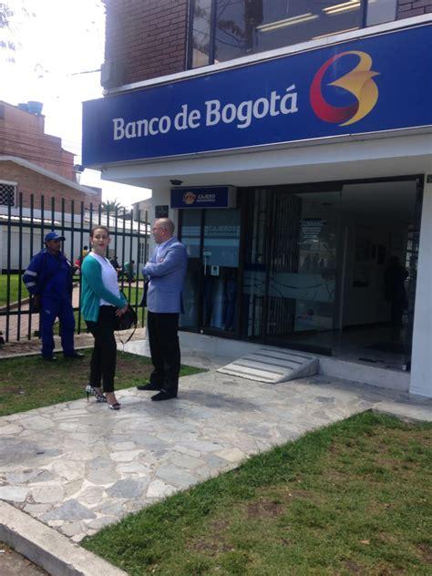 telefonos banco de bogota banco de bogota sucursales bucaramanga centro dinero