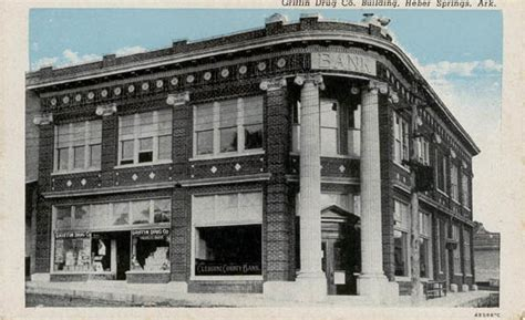 postcards from cleburne county arkansas