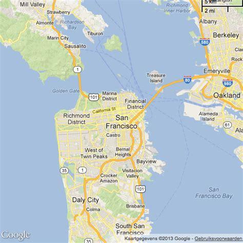 san francisco map vector free san francisco map vector
