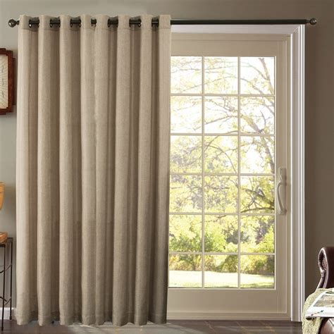Thermal Drapes For Sliding Glass Door Furniture Fresh Blackout Thermal Faux Linen Pair Of