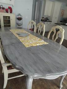 kitchen table refinishing ideas best 25 gray wash furniture ideas on grey
