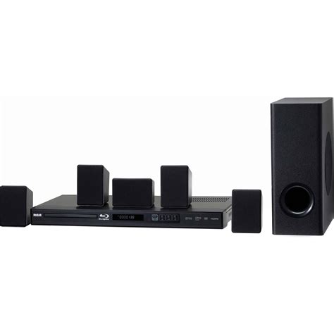 rca rtb10230 100 watt home theater system w player