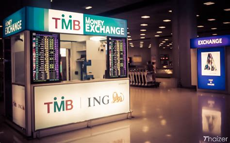 kasikorn bank exchange rate where is the best place to change money