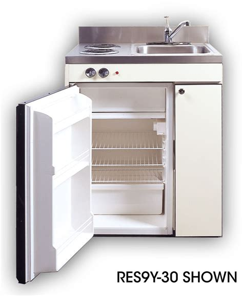 Acme RGS10Y30 Compact Kitchen with Sink, Compact