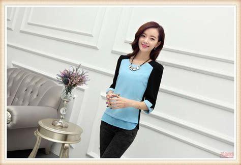 Atasan Murah Wanita Simple Syara Top Cantik baju atasan simple cantik terbaru toko baju wanita murah goldendragonshop
