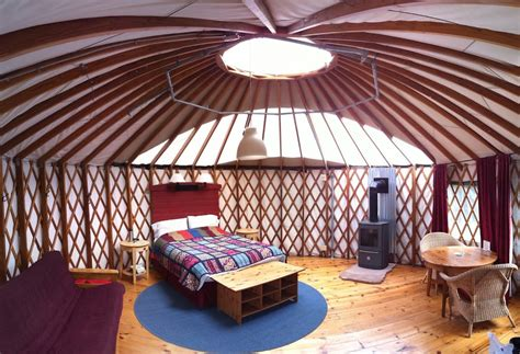Rental House Plans by Travel Fantasy Yurts A Cup Of Jo