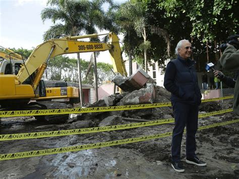 Chicken Kitchen Owner by Pablo Escobar S Former Miami Home Demolished By New
