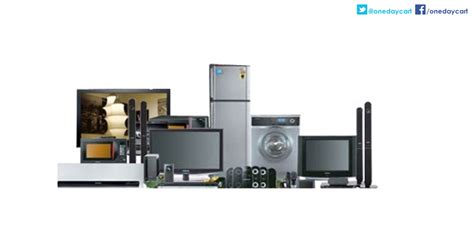 home appliance shopping kerala onedaycart