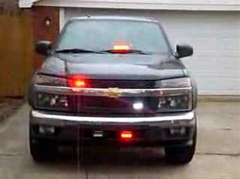 Chevy Colorado Lights by 2007 Chevy Colorado With Lights