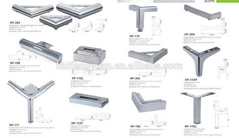 Corner Furniture Sofa Hardware Parts/metal Stainless Steel