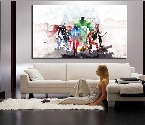 painting for living room the modern canvas wall paintings cuadros