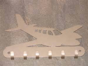 airplane home decor engine airplane key rack home decor hat leash hanging
