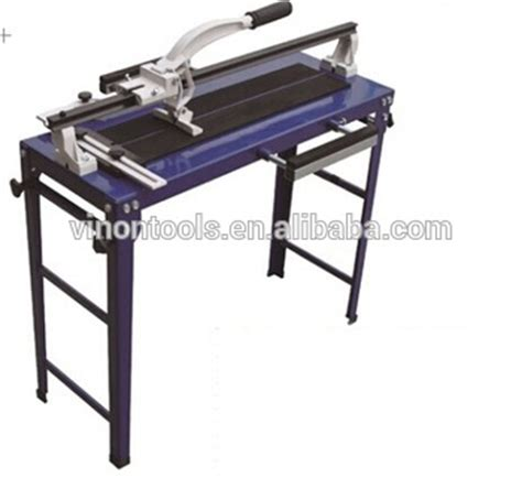 bench tile cutter 600mm professional tile cutters with collapsible bench