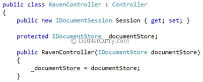 repository pattern ravendb building an asp net mvc app using ravendb as a backing