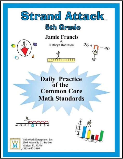 Common Math 5th Grade Worksheets by 5th Grade Common Math Worksheets