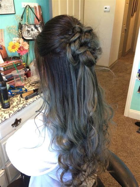 prom hair     easy hairstyles