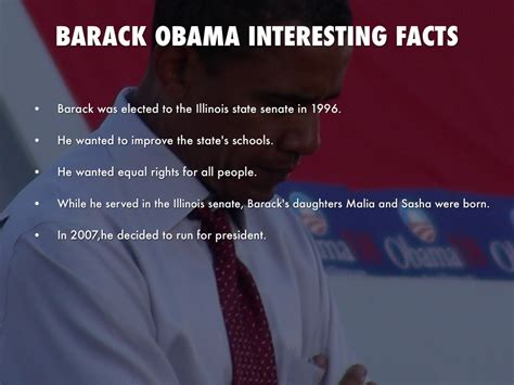 8 Facts About President Obama by Barack Obama By Megan Conyers