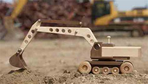 construction vehicle toys  plans  build  toy road