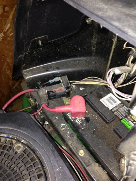 deere  tractor   kohler engine       trickle charger