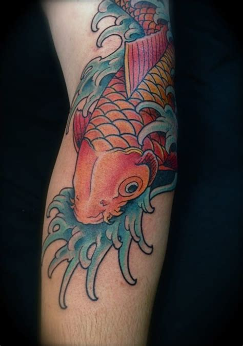 koi fish forearm tattoo 42 mind blowing koi designs exles sheideas