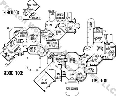 mansion house plans 8 bedrooms mansion house plans 8 bedrooms numberedtype