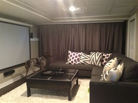 basement media room basement media room a beautiful space pinterest