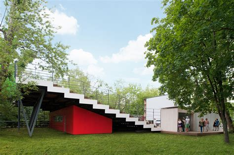 Gallery Of Summer Cinema Wowhaus Architecture Bureau 3 Architecture Bureau
