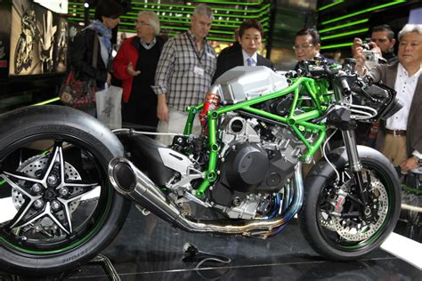 Motorrad Kawasaki Ninja H2r by Kawasaki Ninja H2r Ohne Verkleidung Motorrad Fotos