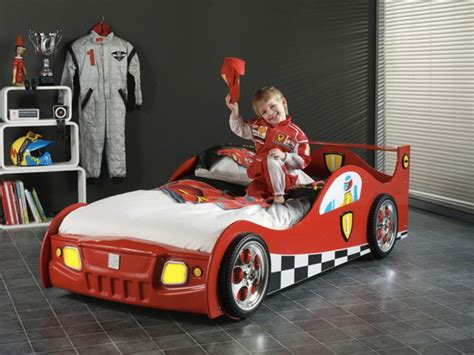 car cing bed 15 racing car beds for children room