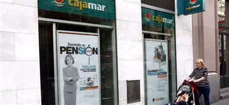 oficinas cajamar en madrid cajamar sube su beneficio m 225 s de un 28 7 en el primer