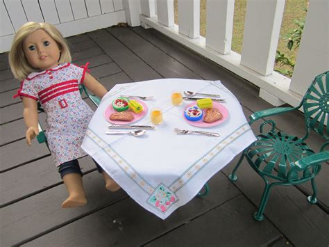 How To Make American Doll Food Out Of Paper - doll food theroommom