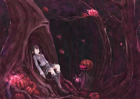 anime girl creepy wallpaper download creepy forest wallpaper 1275x906 wallpoper 246568