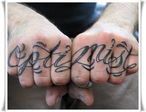 50 finger tattoo ideas and designs