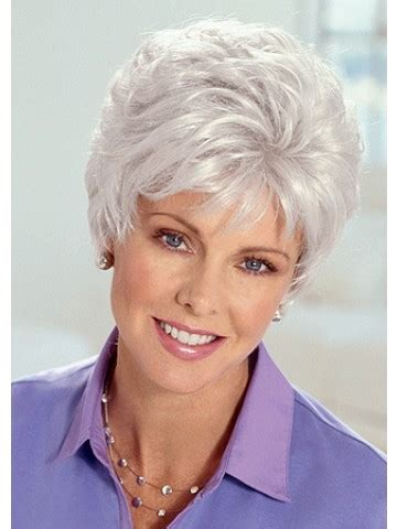grey wigs for women over 70 best old lady grey hair wig p4