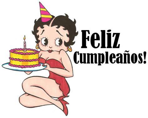 happy birthday in spanish imagenes betty boop pictures archive betty boop happy birthday