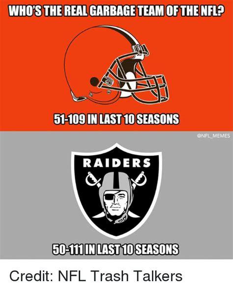 Nfl Memes Raiders - funny trash memes of 2016 on sizzle 9gag
