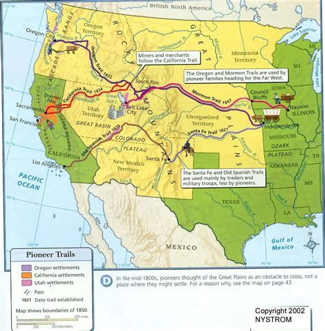 the oregon trail map 100 oregon trail homeschool history resources for a unit study