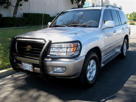 2001 Toyota Land Cruiser Toyota Auto Consignment San Diego Auto