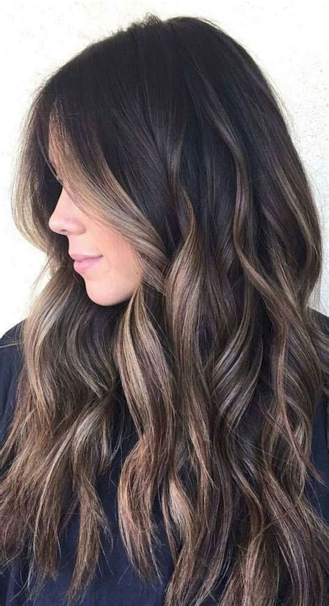 hair colors for brunettes best 25 color ideas on fall