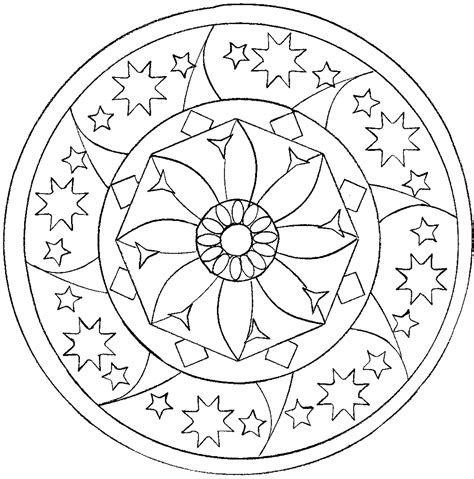 mandala coloring pages zen antistress mandala by domandala 8 zen anti stress